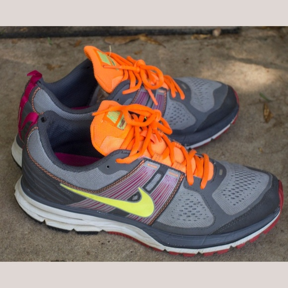 online store 17539 52200 NIKE PEGASUS 29 TRAIL SNEAKERS WOMEN GRAY   ORANGE.  M 5b0c1d48fcdc3156bd4b5b58